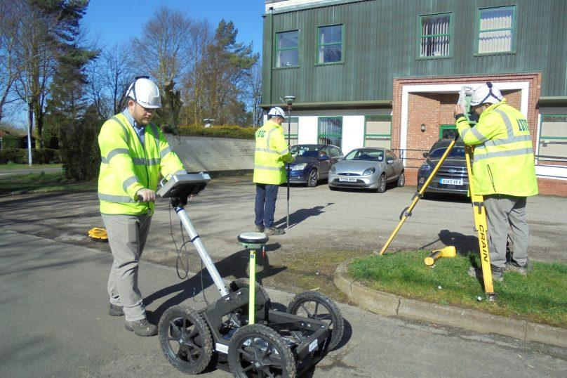 Surveying in England