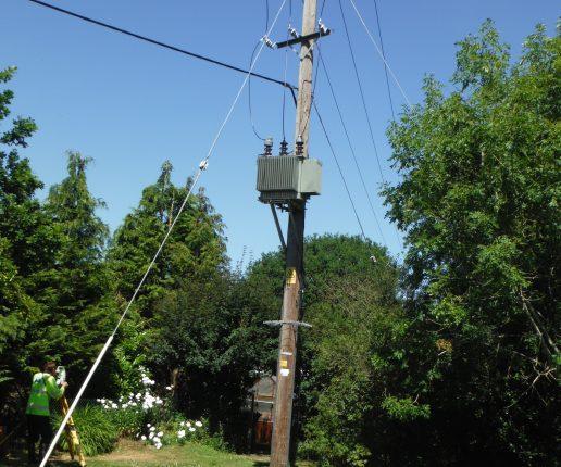 Utility Pole Survey