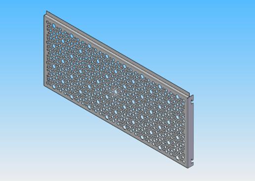 Steelwork render