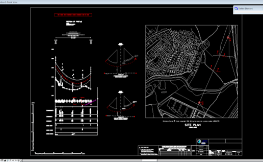 Topographical profiling