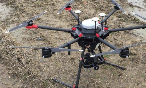 Remote-control-drone